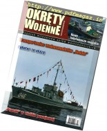 Okrety Wojenne - N 3, Maj-Czerviec 2016