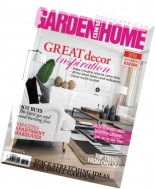 South Africa Garden and Home - August 2016