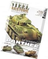 Steel Masters - N 119, Juin-Juillet 2013