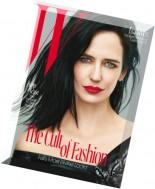 W Magazine - August 2016