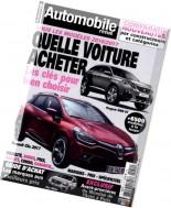 Automobile Revue - Aout-Octobre 2016