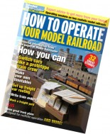 How to Operate Your Model Railroad - 2012