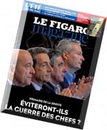 Le Figaro Magazine - 15 Juillet 2016