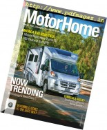 Motor Home - August 2016