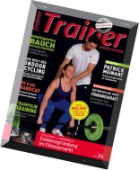 Trainer Professional - Nr.4, 2016