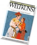 Weltkunst - August 2016