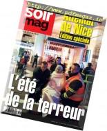 Le Soir Magazine - 23 au 29 Juillet 2016