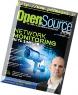 Open Source For You - August 2016