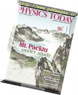 Physics Today - February 2016