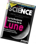 Pour la Science - Aout 2016