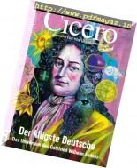 Cicero - August 2016