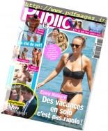 Public France - 29 Juillet au 4 Aout 2016