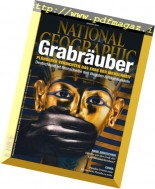 National Geographic Germany - August 2016