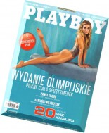 Playboy Poland - Sierpien 2016