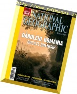National Geographic Romania - August 2016