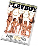 Playboy Germany - September 2016