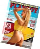 Playboy Slovenia - September 2016