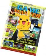 Game Master - September-Oktober 2016