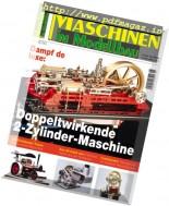Maschinen im Modellbau - Nr.5, September-Oktober 2016