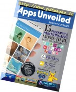 Apps Unveiled - August 2016