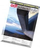 Architects Datafile (ADF) - August 2016