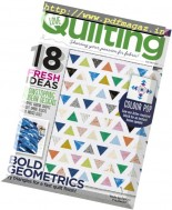 Love Patchwork & Quilting - Issue 38, 2016