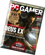 PC Gamer USA - October 2016