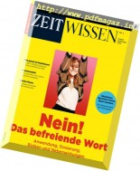 Zeit Wissen - August-September 2016