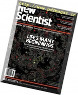 New Scientist - 20 August 2016