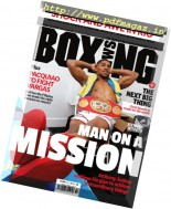 Boxing News - 18 August 2016