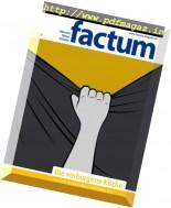 Factum Magazin - Nr.5, 2016
