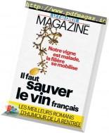 Le Parisien Magazine - 19 Aout 2016