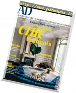 AD Architectural Digest France - Aout-Septembre 2016