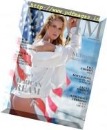 Maxim USA - September 2016