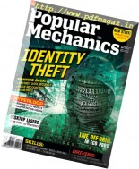 Popular Mechanics South Africa - September 2016