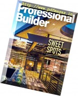 Professional Builder - September 2016