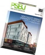 PSBJ Public Sector Building Journal - September 2016
