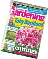 Amateur Gardening - 22 August 2016