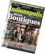 Indianapolis Monthly - September 2016