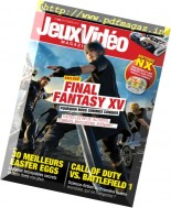 Jeux Video Magazine - Septembre 2016
