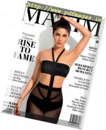 Maxim Indonesia - Agustus 2016