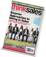 ThinkSales - August-October 2016