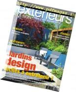 Exterieurs Design - Septembre 2016