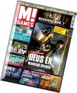 M! Games - September 2016