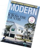 Modern Builder & Design - August-September 2016