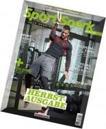 Sport Sperk Magazin - Herbst 2016