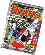 The Beano - 24 August 2016