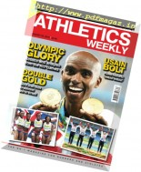 Athletics Weekly - 25 August 2016