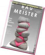 Baumeister - September 2016