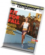 Competitor - September 2016